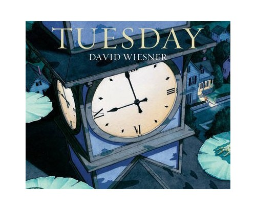 [Tuesday] (By: David Wiesner) [published: November, 2012] By David Wiesner