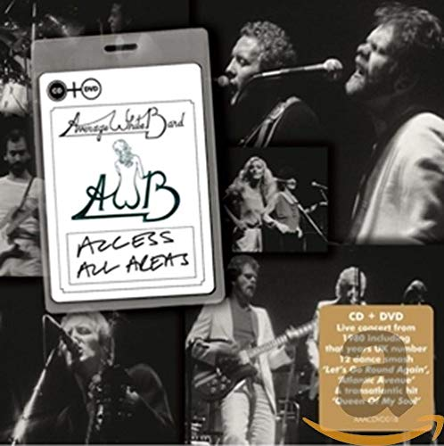 Average White Band - Access All Areas By Average White Band