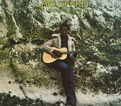 Labi Siffre - Crying Laughing Loving Lying By Labi Siffre