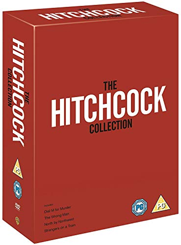 Alfred Hitchcock Collection [Dial M For Murder, The Wrong Man, North By Northwest, Strangers On A Tr