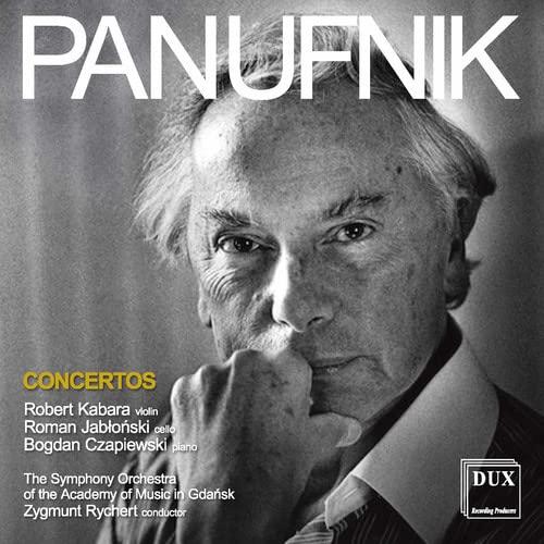 Andrzej Panufnik - Concertos By Andrzej Panufnik