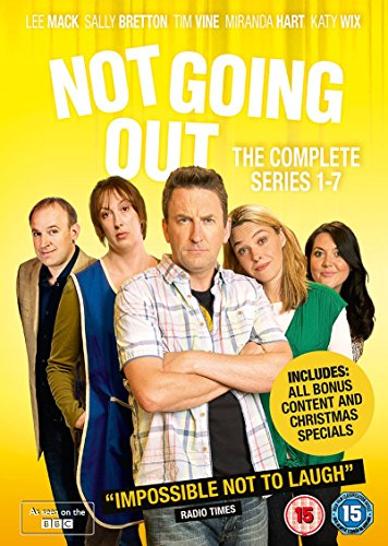 Not Going Out ? Series 1-7