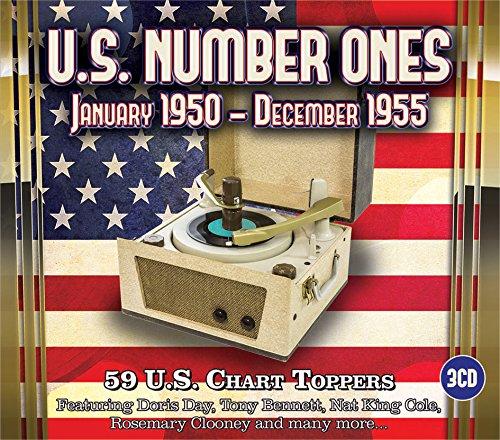 Various Artists - U.S. Number Ones: January 1950 - December 1955