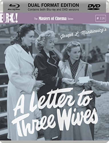 A Letter to Three Wives - The Masters of Cinema Series