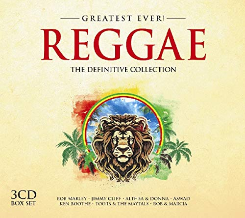 Various Artists - Greatest Ever Reggae By Various Artists
