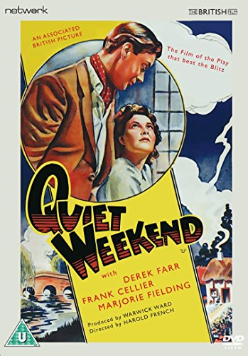 Quiet-Weekend-DVD-CD-KGVG-FREE-Shipping