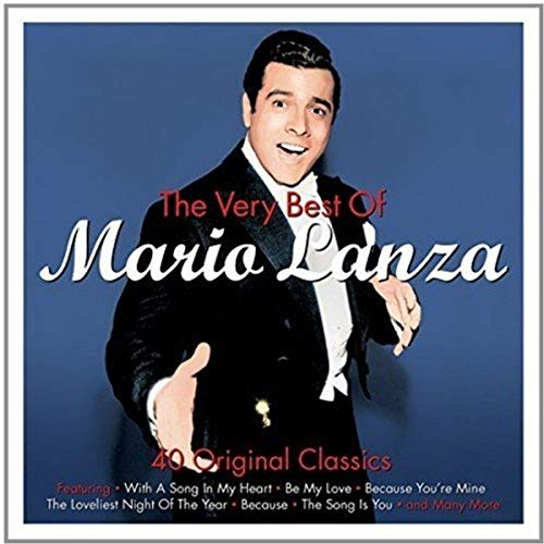 Mario Lanza - The Very Best Of Mario Lanza