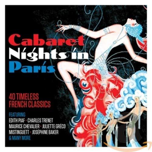 Various Artists - Cabaret Nights In Paris