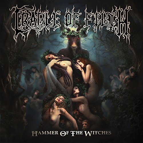 Cradle Of Filth - Hammer of the Witches By Cradle Of Filth