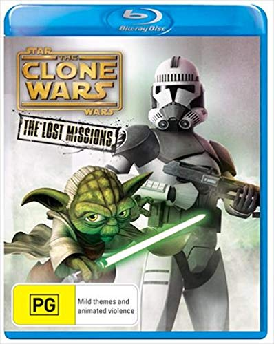 Star Wars The Clone Wars - The Lost Missions - Season 6