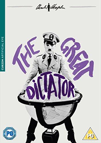 The Great Dictator - Charlie Chaplin DVD