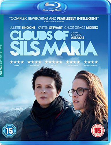 Clouds of Sils Maria Blu-ray