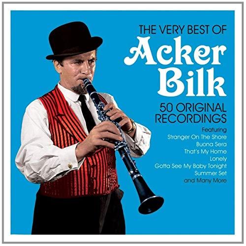 Acker Bilk - The Very Best Of Acker Bilk By Acker Bilk