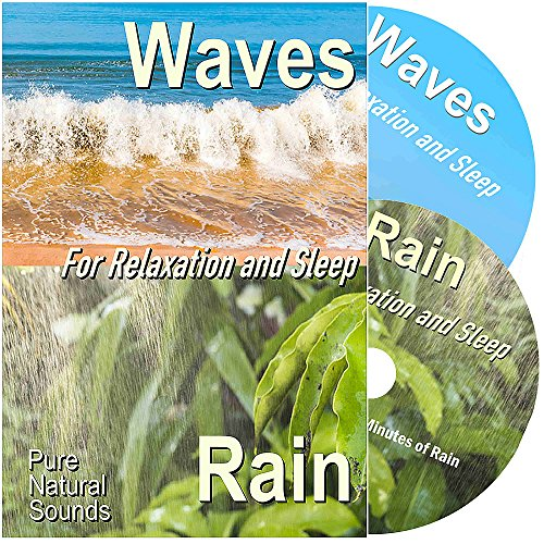 CD2: The Sound of Rain in the Forest - Relax or Go to Sleep to Pure Natural Sounds ~ CD1: The Sound