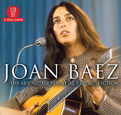 The Absolutely Essential 3CD Collection By Joan Baez
