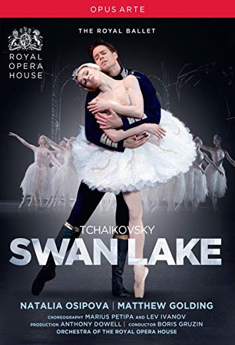 Tchaikovsky:Swan Lake  [Natalia Osipova; Matthew Golding; Elizabeth McGorian; Gary Avis; Alastair Ma