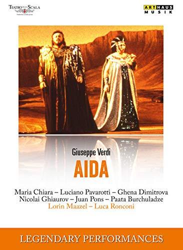 Orchestra Del Teatro Alla Scala - Aida