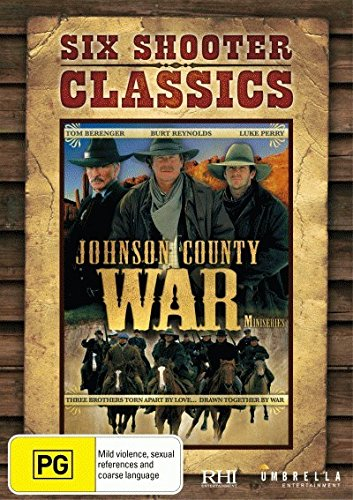 Johnson County War - Miniseries - DVD (Region All Pal, Aust Import)