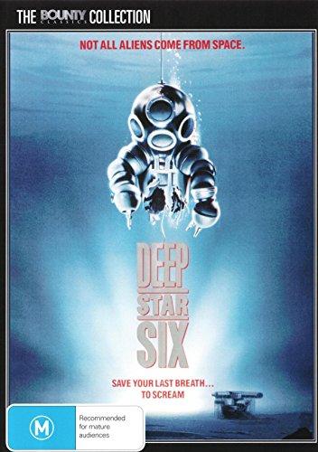 Deep Star 6 - DVD (1989) (Region 0) (Deepstar Six)