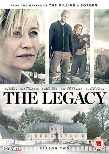 The Legacy: Season 2