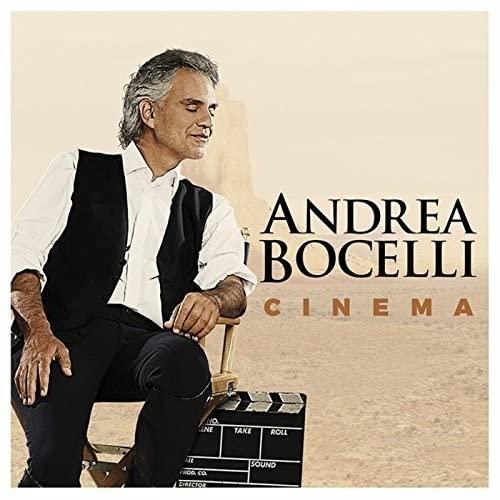 Andrea Bocelli: Cinema By Leonard Bernstein