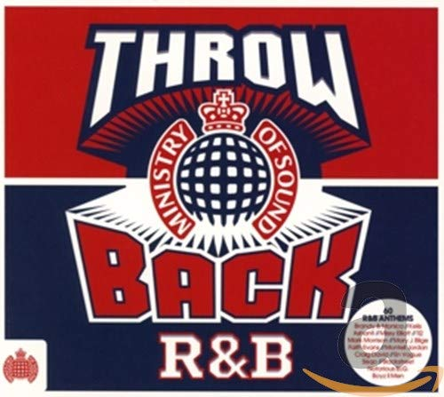 Various Artists - Throwback R&B By Various Artists