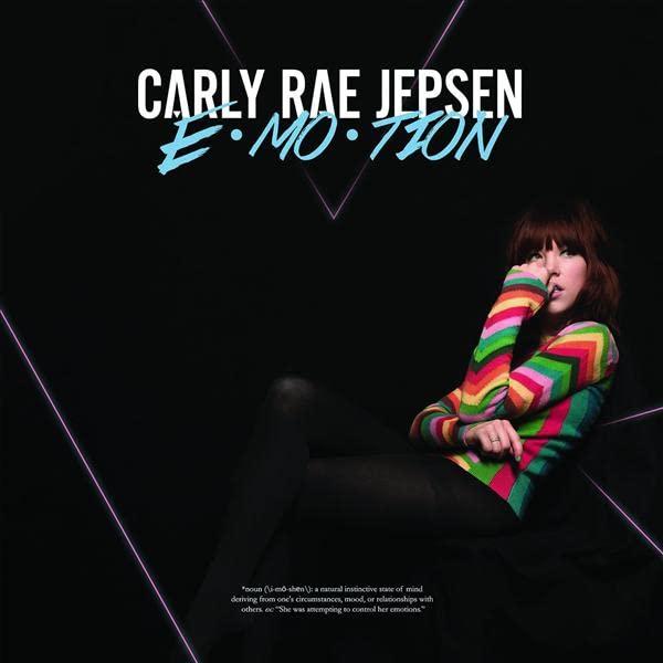Carly Rae Jepsen - Emotion By Carly Rae Jepsen