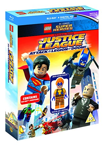 LEGO: Justice League - Attack of the Legion of Doom (includes Trickster LEGO Minifigure)  [