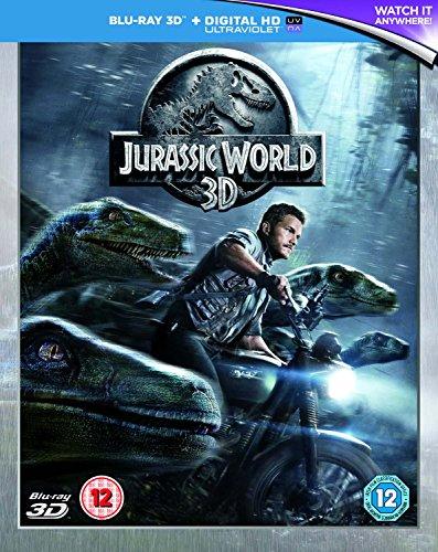 Jurassic World (Blu-ray 3D)