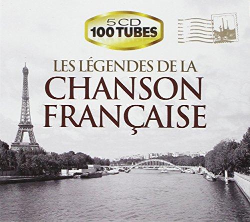 100 Tubes - Les Legendes De La Chanson Francaise By 100 Tubes