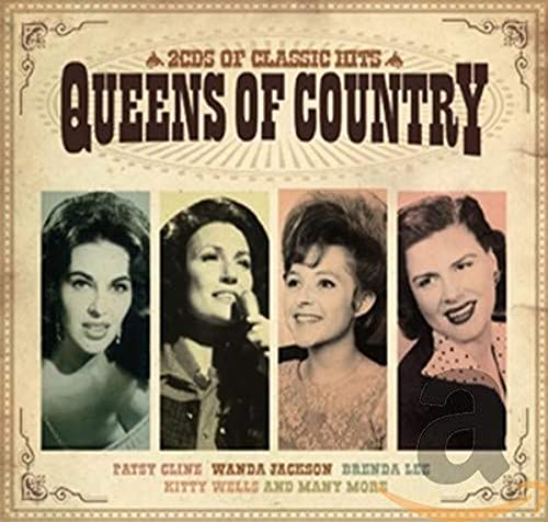 Various - Queens Of Country: 2CDs of Classic Hits By Various