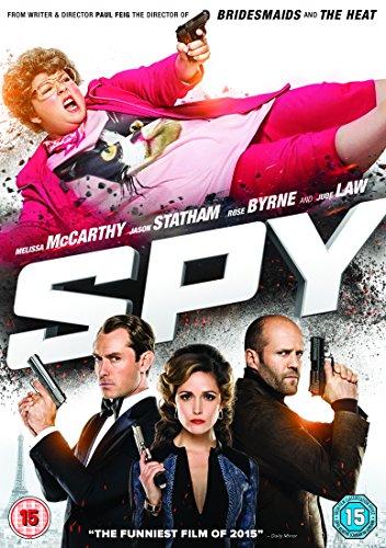 Spy - Extended Cut