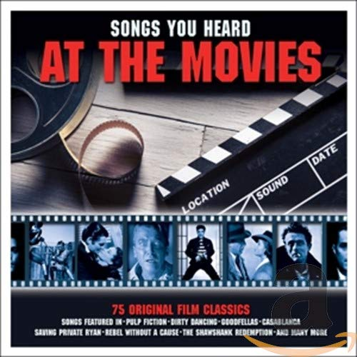 Various Artists - Songs You Heard At The Movies