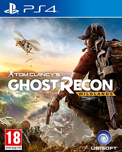 Tom Clancy's Ghost Recon Wildlands (PS4)