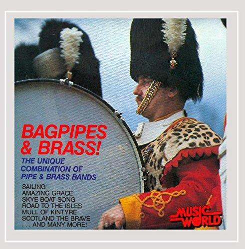 Various Artists - Bagpipes & Brass