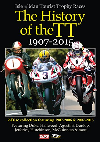 History of the TT 1907-2015 (2 Disc)