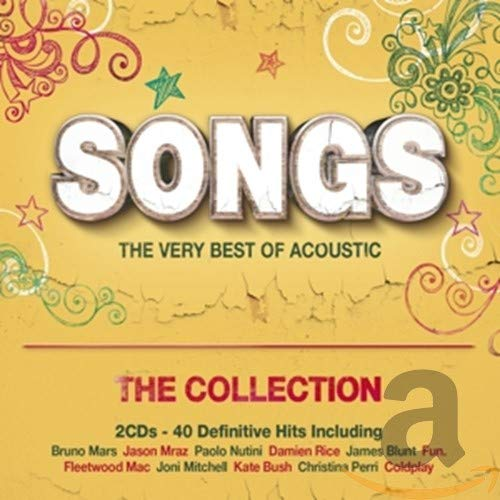 Various Artists - Songs (The Very Best Of Acoustic) The Collection