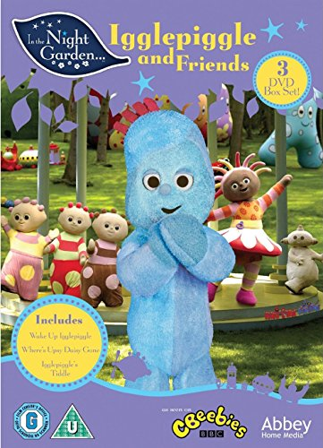 In The Night Garden - Igglepiggle & Friends Box Set