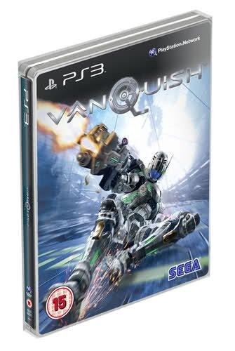 VanQuish (PS3) SteelBook Edition