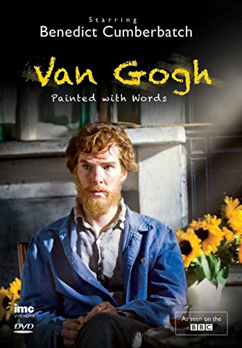 Van-Gogh-Painted-With-Words-DVD-2019-CD-32VG-FREE-Shipping