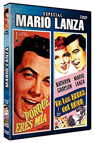 Because You're Mine (1952) / The Toast Of New Orleans (1950) - Region 2 PAL Double-DVD, plays in Eng