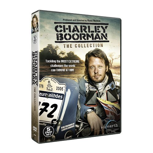 Charley Boorman Complete Box Set