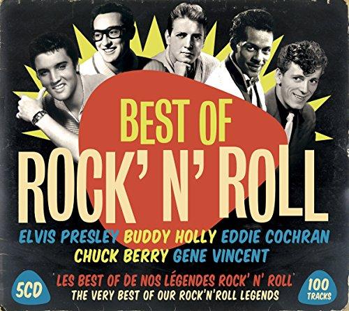 BEST OF ROCK N ROLL: ELVIS PRESLEY / BUDDY HOLLY - Best of Rock N Roll: Elvis Presley / Buddy Holly By BEST OF ROCK N ROLL ELVIS PRESLEY  BUDDY HOLLY