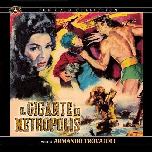 Armando Trovajoli - Il Gigante Di Metropolis - Original Soundtrack By Armando Trovajoli