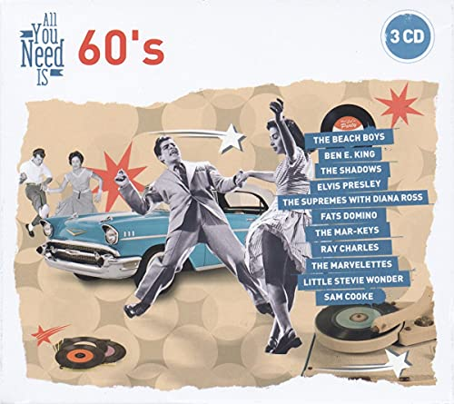 Various - All You Need Is 60s (3CD) / Various By Various