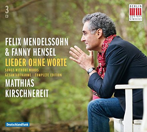 Matthias Kirschnereit - Mendelssohn: Lieder ohne Worte  Songs Without Words