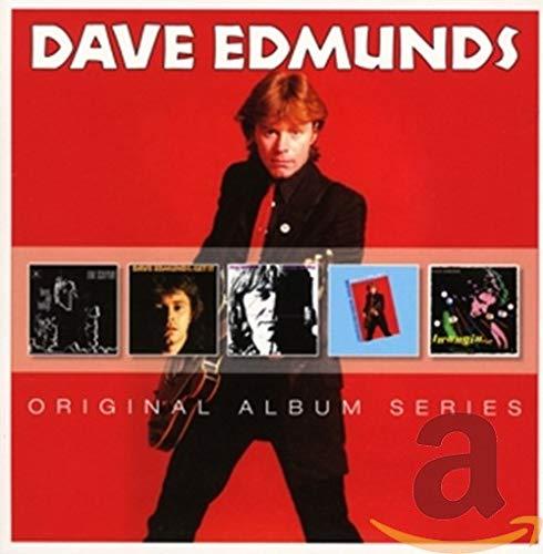 Dave Edmunds - Original Album Series By Dave Edmunds