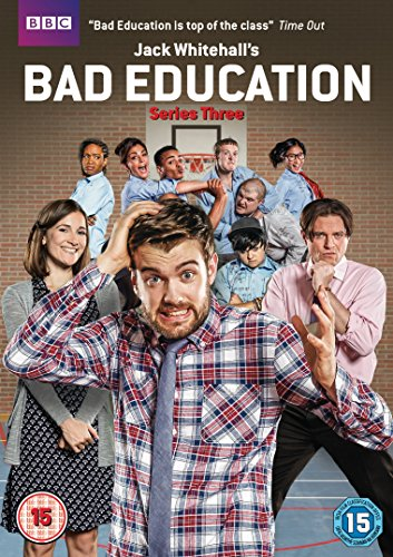 The Good And Very Very Bad Education >> Bad Education Series 3 Pal Used Very Good 5051561040269