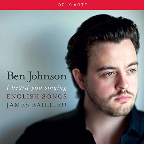 James Baillieu - Johnson:I Heard You Singing By James Baillieu