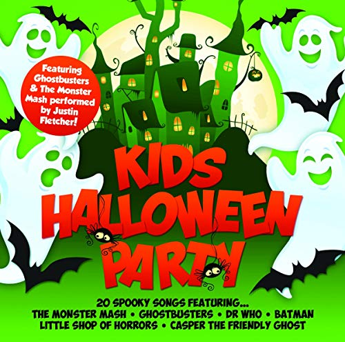 Various Artists - Kids Halloween Party By Various Artists
